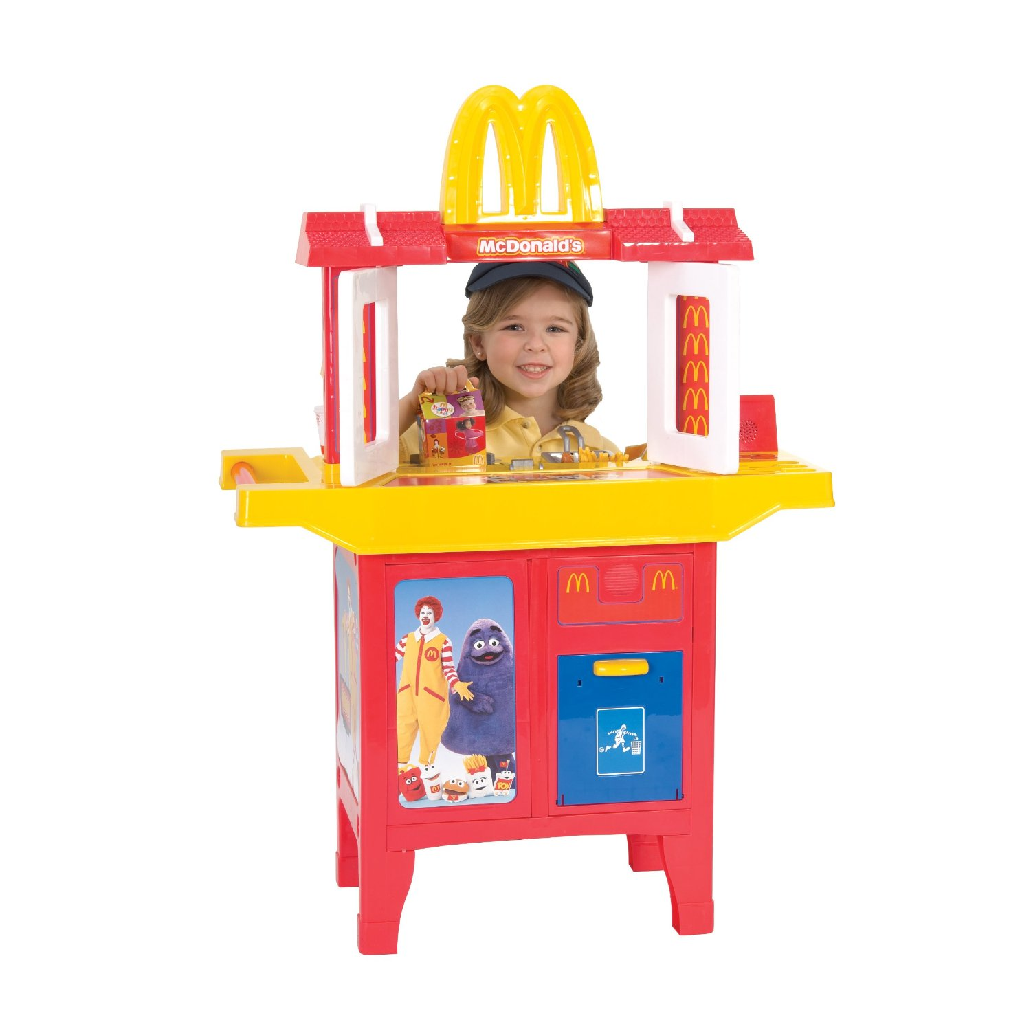 Come Buy Your McDonald's Play Set Today